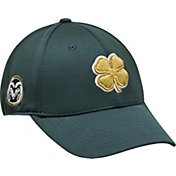 Black Clover Men's CSU Premium Golf Hat
