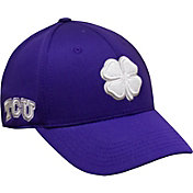 Black Clover Men's TCU Premium Golf Hat