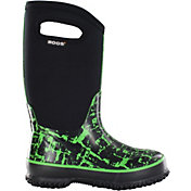 BOGS Kids' Classic Grafitti Insulated Winter Boots