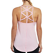 CALIA by Carrie Underwood Women's Flow Ladder Back Tank Top