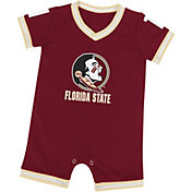 Colosseum Athletics Infant Florida State Seminoles Garnet Runback Onsie