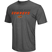 Colosseum Men's Oklahoma State Cowboys Grey Matrix T-Shirt