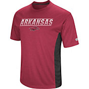 Colosseum Men's Arkansas Razorbacks Cardinal Beamer T-Shirt