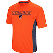 Colosseum Men's Syracuse Orange Orange Beamer T-Shirt