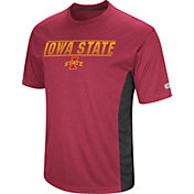 Colosseum Men's Iowa State Cyclones Cardinal Beamer T-Shirt