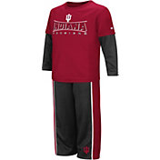 Colosseum Athletics Toddler Boys' Indiana Hoosiers Crimson Pointer Set