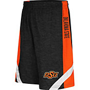 Colosseum Youth Oklahoma State Cowboys Black Setter Shorts