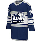 Colosseum Youth New Hampshire Wildcats Blue Open Net II Hockey Jersey