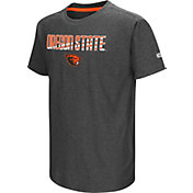 Colosseum Youth Oregon State Beavers Grey Hat Trick T-Shirt
