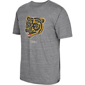 CCM Men's Boston Bruins Big Logo Heather Grey T-Shirt