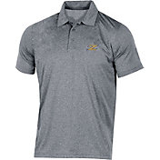 Champion Men's Akron Zips Grey Classic Polo
