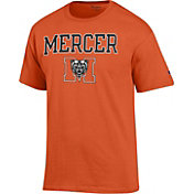 Champion Men's Mercer Bears Orange Big Soft T-Shirt