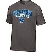 Champion Men's Villanova Wildcats Grey T-Shirt