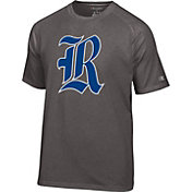 Champion Men's Rice Owls Grey Big Logo T-Shirt