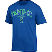 Champion Men's Texas A&M -Corpus Christi Islanders Blue Big Soft T-Shirt