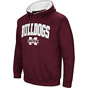 Colosseum Men's Mississippi State Bulldogs Maroon Fleece Hoodie