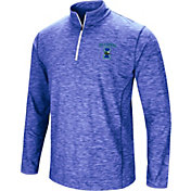 Colosseum Athletics Men's Texas A&M -Corpus Christi Islanders Blue Action Pass Quarter-Zip Shirt