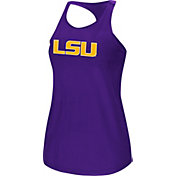 Colosseum Women's LSU Tigers Purple Mesh Tank