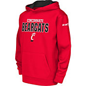 Colosseum Youth Cincinnati Bearcats Red Fleece Hoodie
