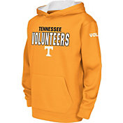 Colosseum Youth Tennessee Volunteers Tennessee Orange Fleece Hoodie