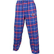 Concepts Sport Men's Detroit Pistons Plaid Flannel Pajama Pants