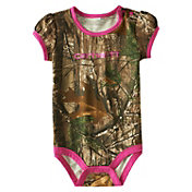 Carhartt Infant Girls' Camo Onesie