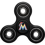 Forever Collectibles Miami Marlins Three Way Diztracto Spinnerz