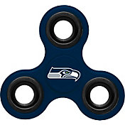 Forever Collectibles Seattle Seahawks Three Way Diztracto Spinnerz