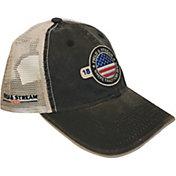 Field   Stream Men s Americana Patch Trucker Hat 194881345c4