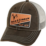 Field & Stream Waxed Patch Mesh Back Hat