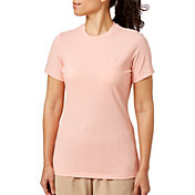 Field & Stream Women's Deep Runner Short Sleeve Tech T-Shirt