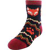 Field & Stream Youth Cozy Cabin Crew Fox Socks