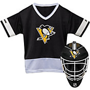 Franklin Pittsburgh Penguins Kids' Goalie Costume Set