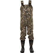 frogg toggs Amphib Shadow Grass Blades Neoprene Chest Waders