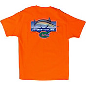 Guy Harvey Men's Florida Gators Orange Master's T-Shirt