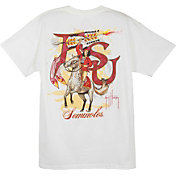 Guy Harvey Men's Florida State Seminoles White T-Shirt