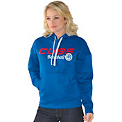 Touch by Alyssa Milano Women's Chicago Cubs Logo Royal Hoodie