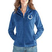 G-III for Her Women's Indianapolis Colts Hand Off Royal Full-Zip Jacket