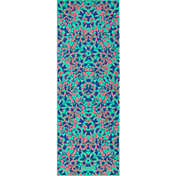 Gaiam 6mm Premium Print Reversible Yoga Mat