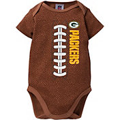 Gerber Infant Green Bay Packers Football Onesie