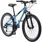 Schwinn Signature Boys' Thrasher 24'' Mountain Bike