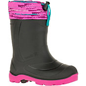 Kamik Kids' Snobuster 2 Insulated Waterproof Winter Boots