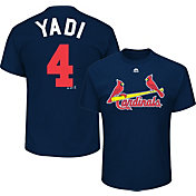 Majestic Men's St. Louis Cardinals Yadier Molina 'Yadi' MLB Players Weekend T-Shirt