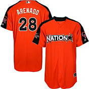 Majestic Men's 2017 National League Nolan Arenado Home Run Derby Cool Base Jersey