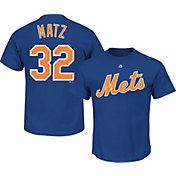 Majestic Youth New York Mets Steven Matz #32 Royal T-Shirt
