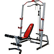 Marcy MD-8851R Deluxe Smith Cage System w/ Bench