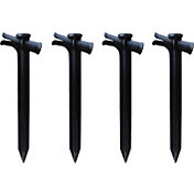 Speed Cinch 9'' Tent Stakes- 4 Pack