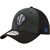 New Era Men's Las Vegas 51s 39Thirty Grey Stretch Fit Hat