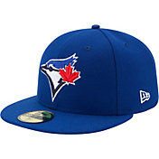 New Era Men's Toronto Blue Jays 59Fifty Game Royal Authentic Hat