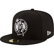 New Era Men's Boston Celtics 59Fifty Black Fitted Hat